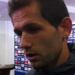 """Lazio-Catania, Lulic: """"Era importante vincere. Potevamo chiudere prima la gara""""-VIDEO"""