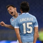 Lazio-Milan, il gol di Gonzalez commentato da Guido De Angelis-VIDEO