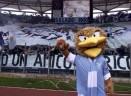 Torna in campo Skeggia, la mascotte che Lazialità ideò e regalò alla Lazio
