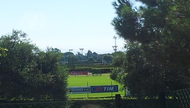Formello, Basta si allena in gruppo: il serbo può giocare già contro l'Udinese