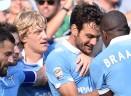 I tre gol di Lazio-Cesena con il commento di Guido De Angelis! - VIDEO