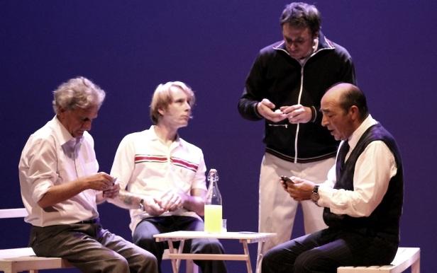 """Questa sera al Teatro Parioli la prima di """"Tommaso Maestrelli, l'ultima partita"""""""