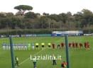 PRIMAVERA: Lazio-Roma 2-2 (11' Ferri, 22' Murgia, 40' Oikonomidis, 90' Soleri)