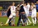 Gli incidenti della sfida tra Serbia ed Albania - PHOTOGALLERY