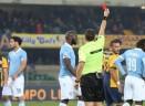 La moviola - Cavanda affossa Gomez: giusti il rigore e il secondo giallo al belga