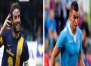 Verona-Lazio: le statistiche del confronto tra i numeri nove Djordjevic-Toni