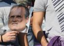 Fiorentina-Lazio, i tifosi viola pungono Lotito
