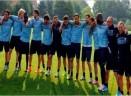 L'idea di Pioli, tutti a cantare l'inno: così la bandiera della Lazio riunisce serbi e albanesi