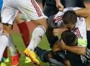 Il verdetto della Uefa: 3-0 a tavolino per la Serbia, che però viene penalizzata di 3 punti