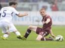 Torino, Larrondo torna in gruppo. Elongazione alla coscia per Gazzi, salterà la Lazio