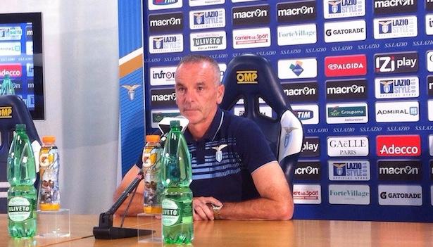 """Chievo-Lazio, Pioli: """"Le sconfitte fanno male, ma abbiamo le idee più chiare"""""""
