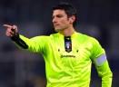 Lazio-Juventus, arbitrerà Antonio Damato della sezione di Barletta