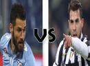 Verso Lazio-Juventus, Antonio Candreva sfida Carlos Tevez: scontro tra titani