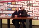 Lotito in conferenza stampa... a Salerno:
